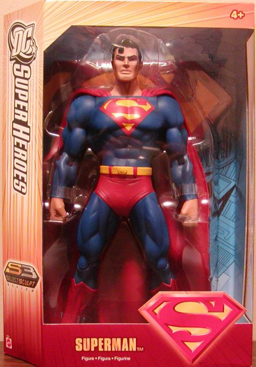12 inch Superman, S3
