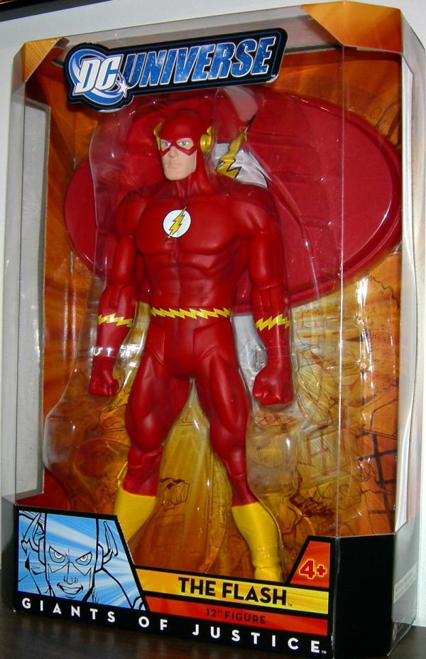 12 inch Flash, DC Universe, SDCC Exclusive