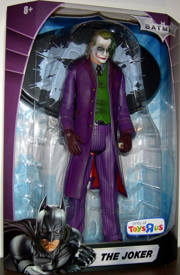 12 Inch Joker Action Figure Toys R Us Exclusive Batman Dark Knight
