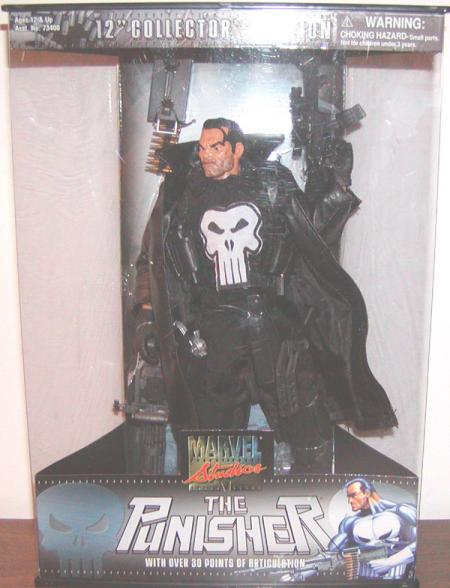 12 Inch Collectors Edition Punisher Marvel Studios action figure