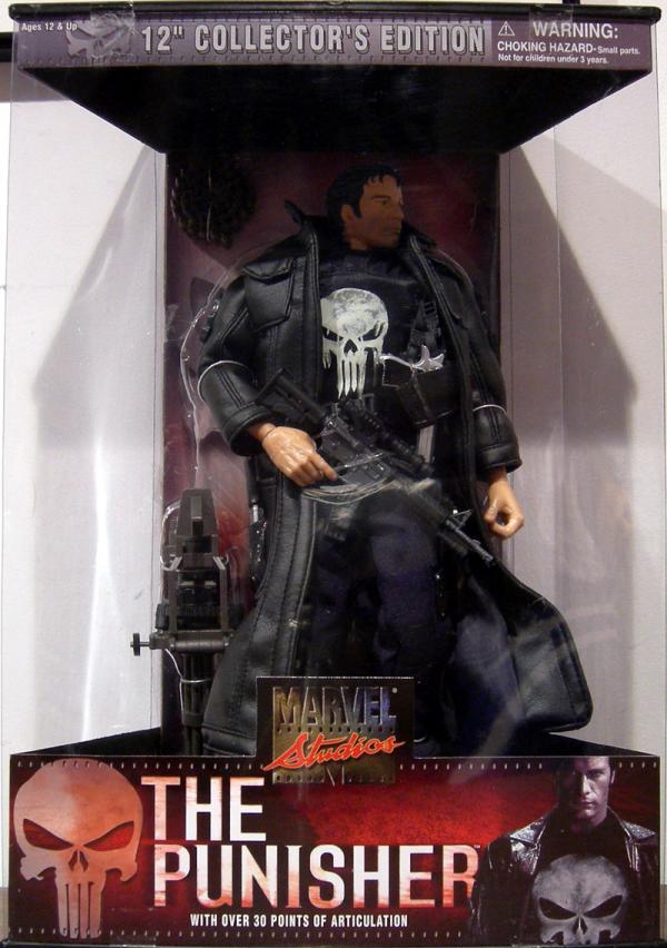 12 inch Punisher, Movie Marvel Studios