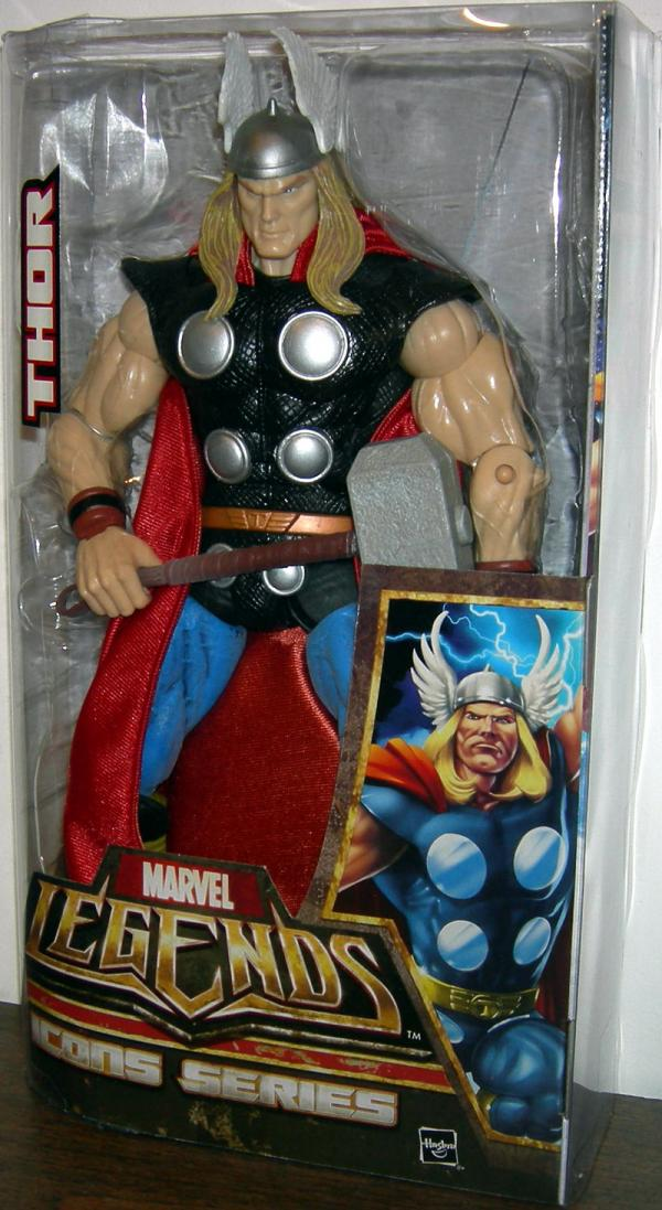 Thor Icons Series Figure Marvel Legends 12 Inch Hasbro