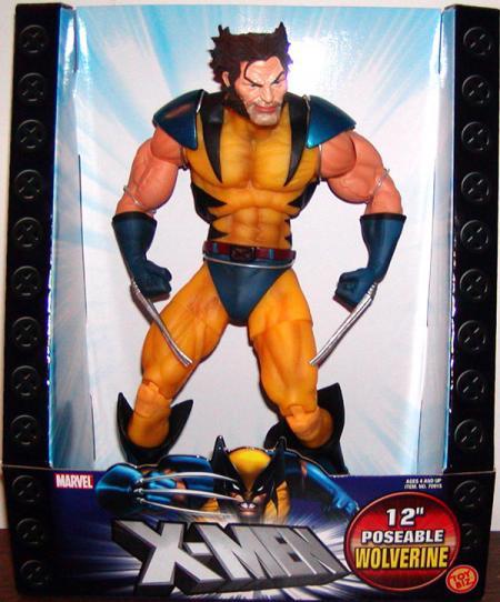 12 inch Wolverine, 2004, unmasked