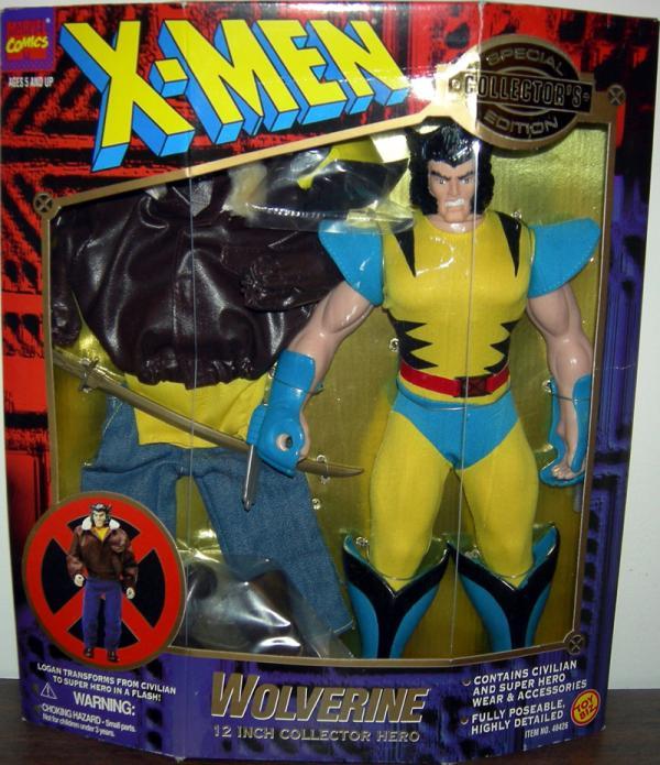 12 inch Wolverine Collector Hero