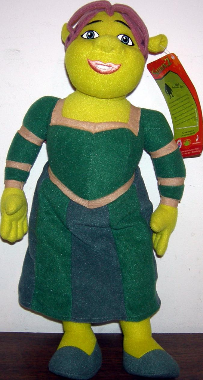 14 inch Princess Fiona Plush