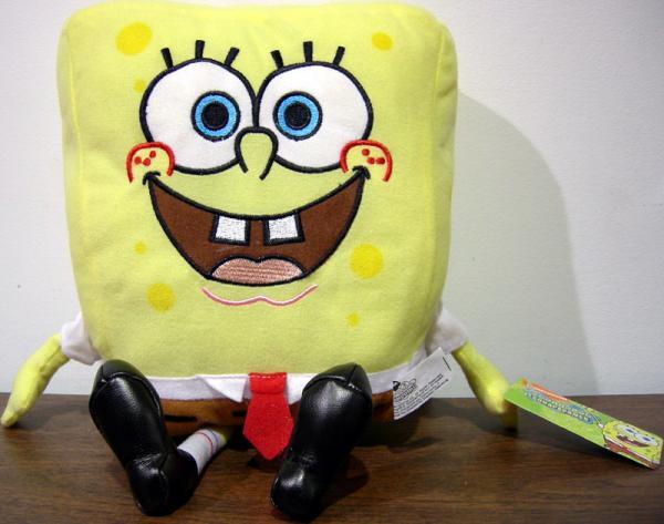 14 inch SpongeBob Plush