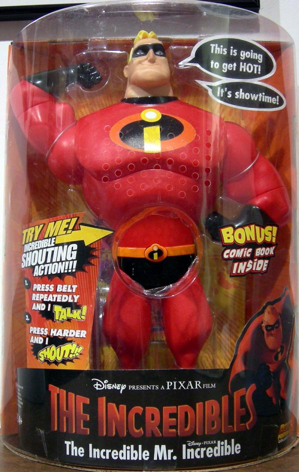 14 inch Incredible Mr Incredible