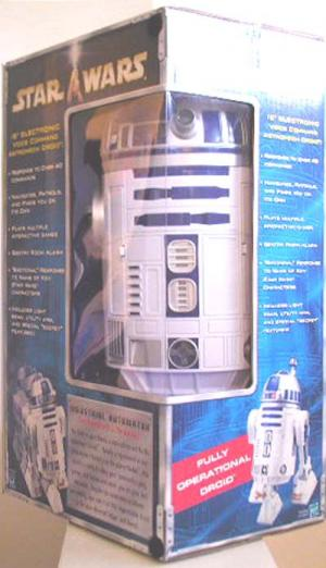15 inch Electronic Voice Command R2-D2