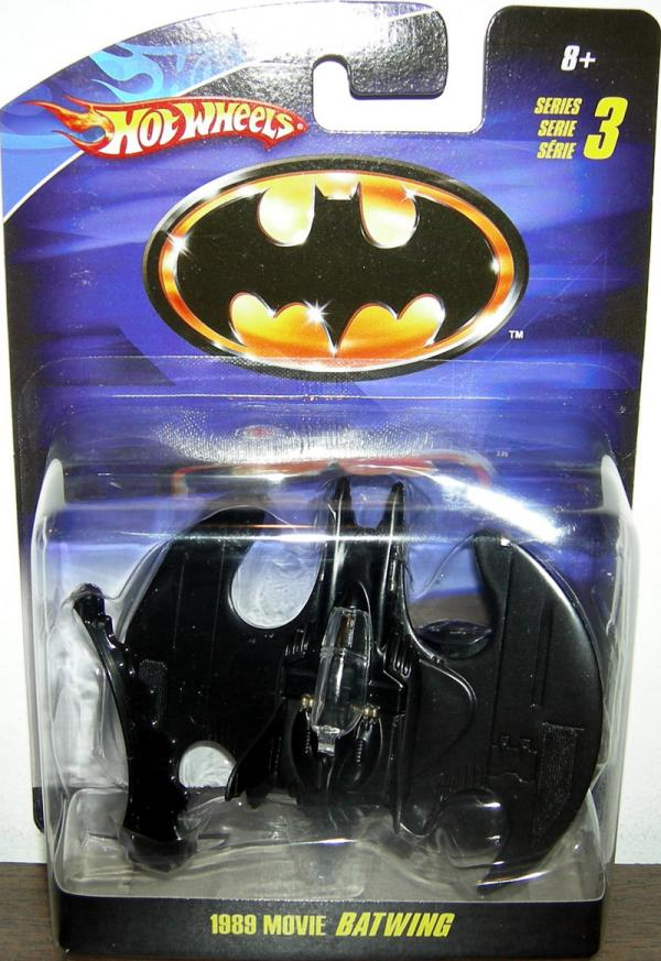 1989 Movie Batwing, 1-50