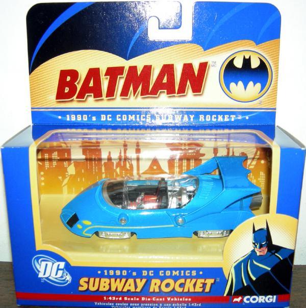 1990s Subway Rocket