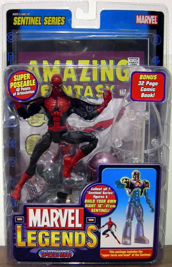 1st Appearance Spider-Man Figure Marvel Legends