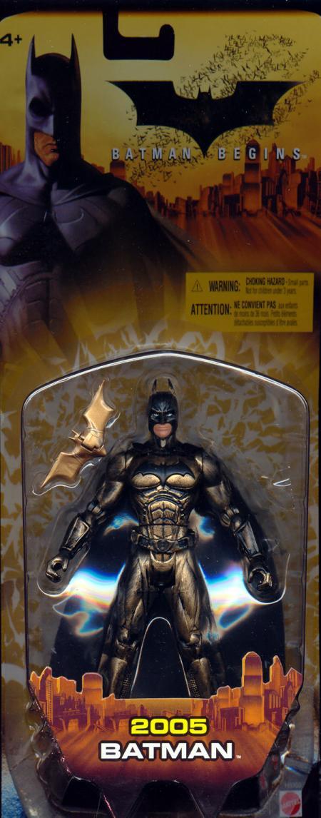 2005 Batman, Batman Begins