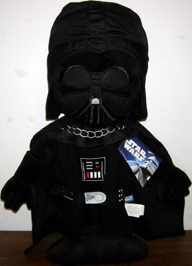 23 Inch Darth Vader Pillowtime Pal Star Wars Plush