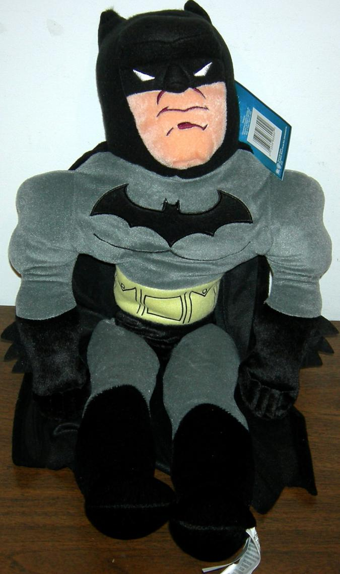 24 inch Dark Knight Rises Batman Pillow