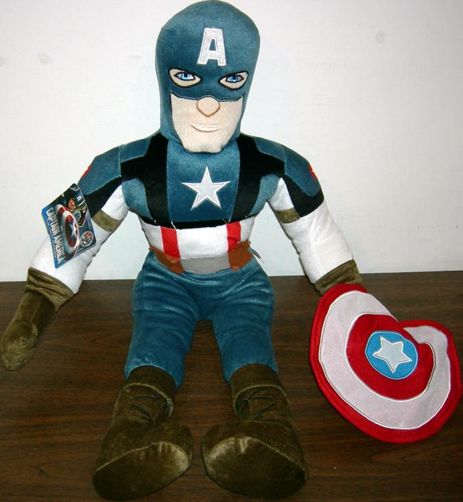 26 inch Captain America Pillowtime Pal