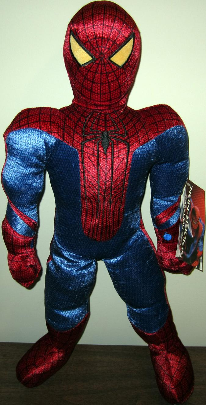 26 inch Amazing Spider-Man Pillowtime Pal