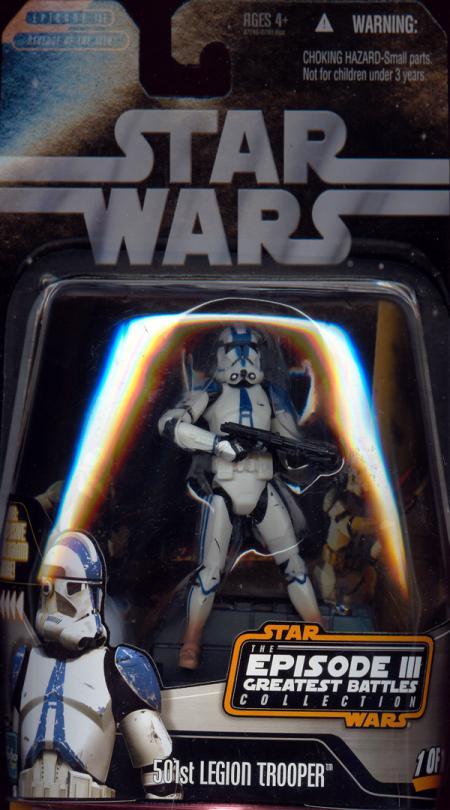 501st Legion Trooper, Episode III Greatest Battles Collection, 1 14