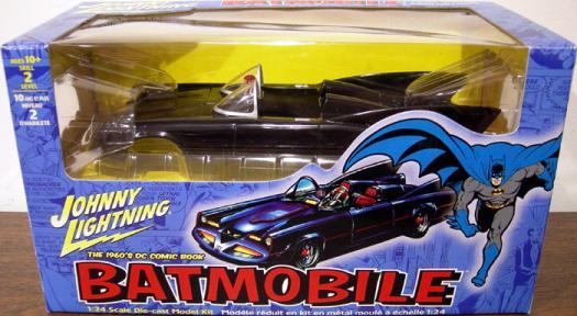 1960s Batmobile, model kit