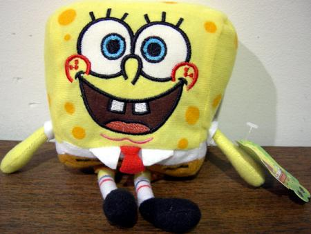 65 inch SpongeBob Squarepants Plush