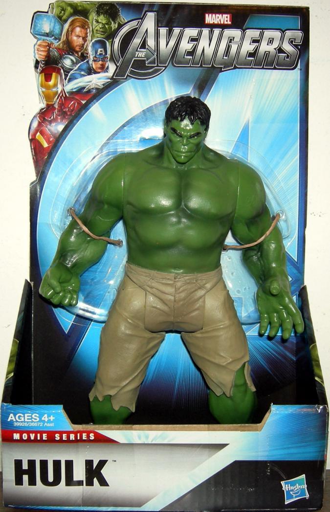8 inch Hulk, Avengers