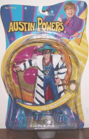 70s Austin Powers