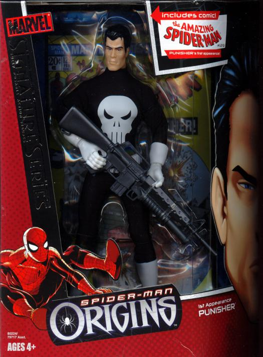 8 inch 1st Appearance Punisher