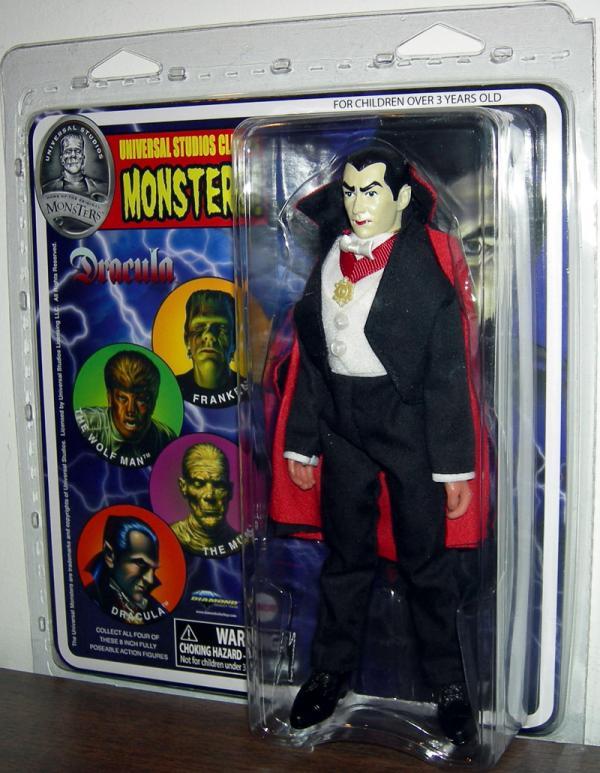 8 inch Dracula, Universal Studios Classic Monsters
