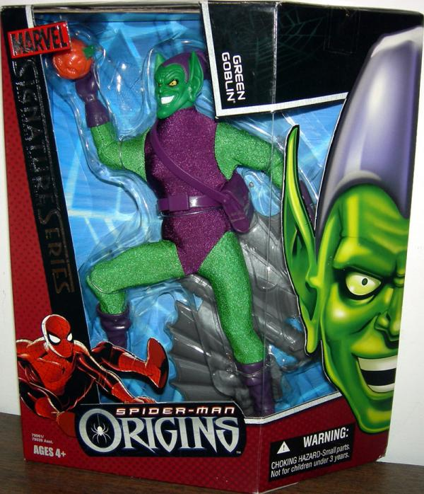 8 inch Green Goblin, Signature Series Origins