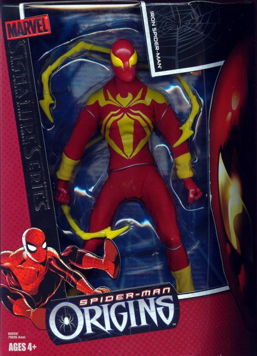 8 inch Iron Spider-Man, Spider-Man Origins