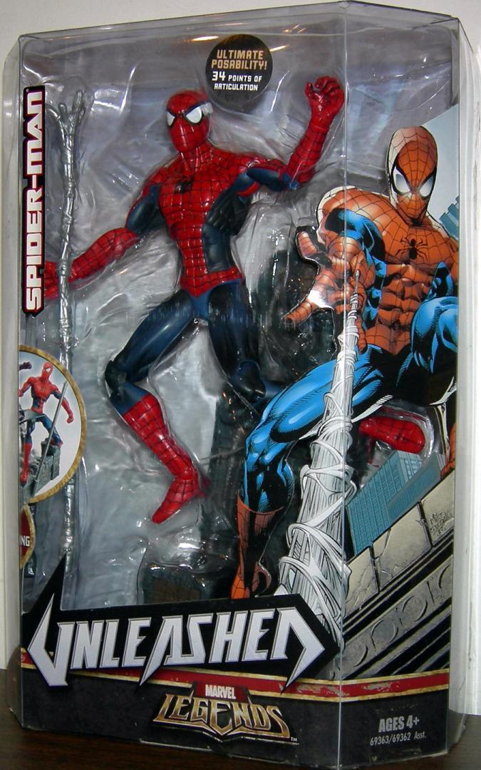 Spider-Man Unleashed Figure Marvel Legends