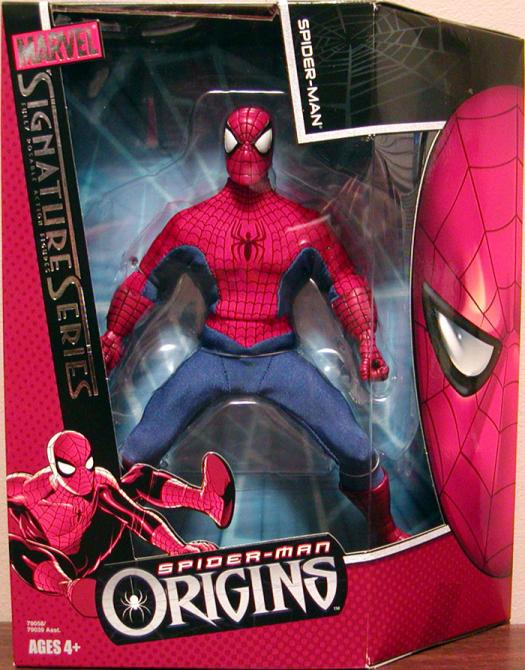 8 inch Spider-Man, Signature Series Origins