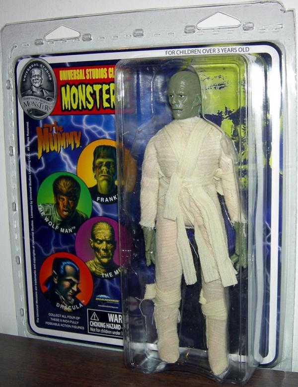 8 inch Mummy, Universal Studios Classic Monsters