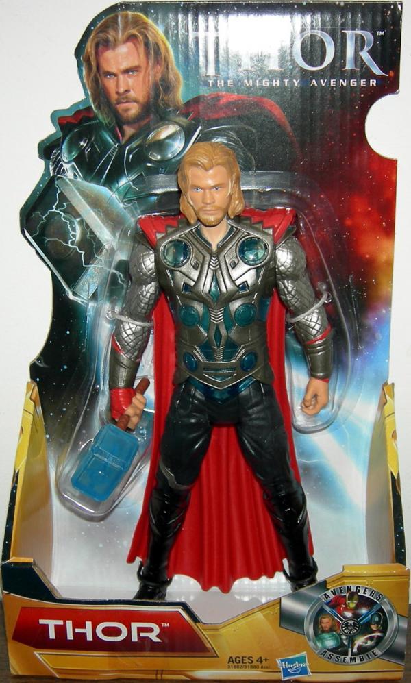 8 inch Thor, blue hammer