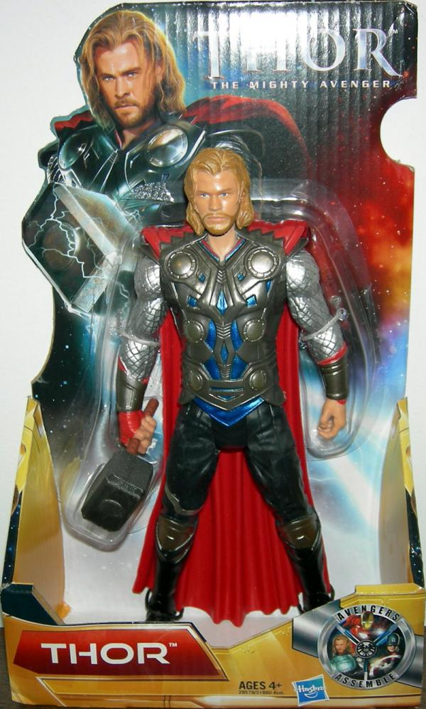 8 inch Thor Mighty Avenger action figure