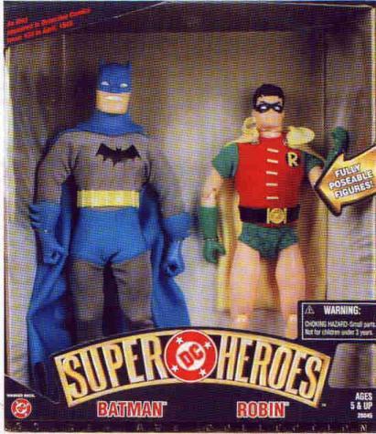 9 inch Batman Robin