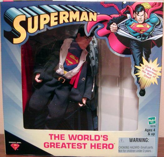 9 inch Clark Kent  Superman