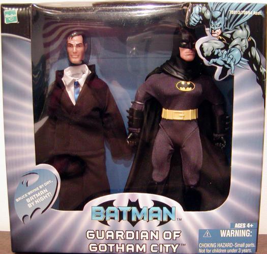 9 inch Guardian Gotham City, black