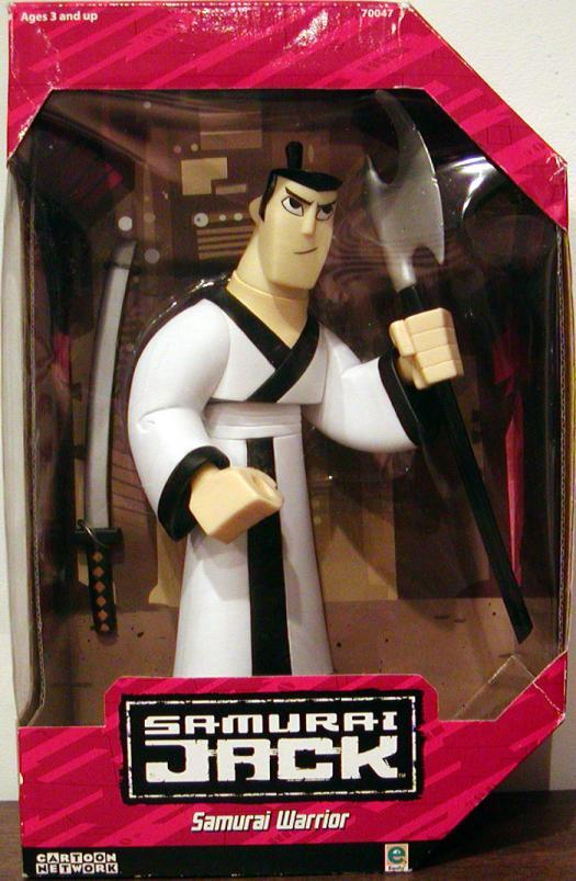 9 inch Samurai Jack, Samurai Warrior