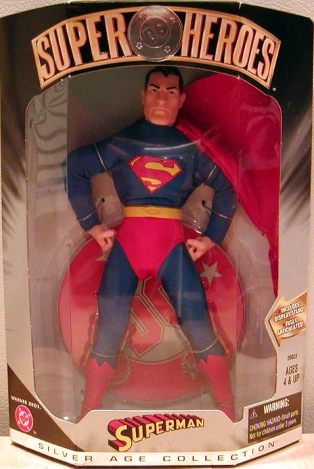9 inch Superman, Silver Age Collection