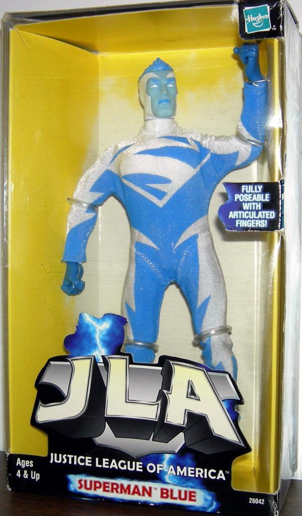 9 inch Superman Blue