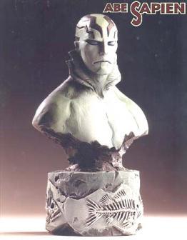 Bowen Designs Abe Sapien Mini Bust
