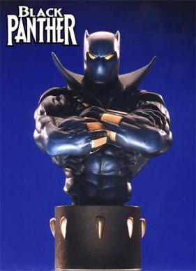 Bowen Designs Black Panther Mini Bust