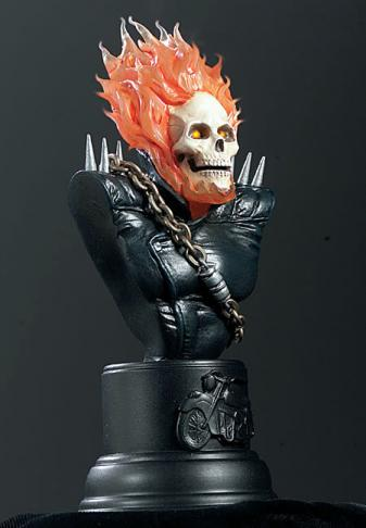 Bowen Designs Ghost Rider Mini Bust