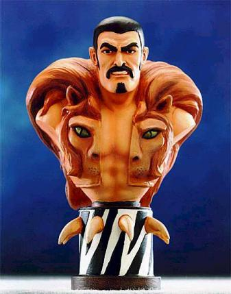 Bowen Designs Kraven Mini Bust