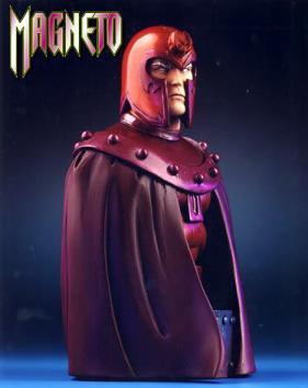 Bowen Designs Magneto Mini Bust