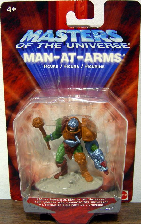 Man-At-Arms Mini Figure Masters Universe Mattel