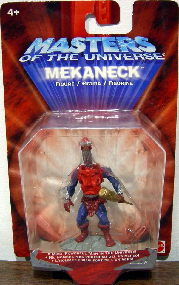 Mekaneck Mini Figure He-Man Masters Universe Mattel