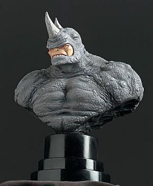 Bowen Designs Rhino Mini Bust