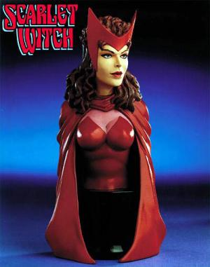 Bowen Designs Scarlet Witch Mini Bust