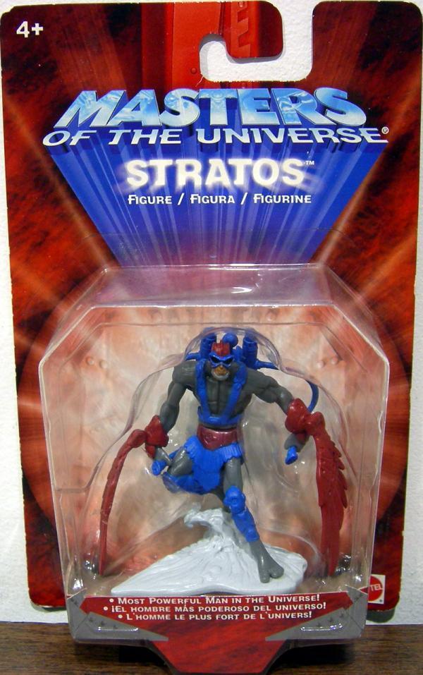 Stratos Mini Figure Masters Universe